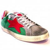 Adidasi barbati - Sneakers barbati ISHIKAWA hand made vintage