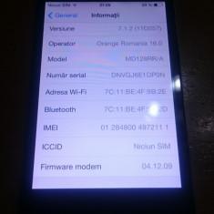 iPhone 4 Apple Negru 8GB, Neblocat