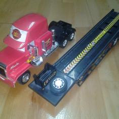 Masinuta Mack Truck Disney Pixar Cars 28 x 8 x 13 cm - Masinuta de jucarie