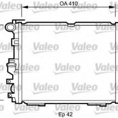 Radiator, racire motor MERCEDES-BENZ COUPE 220 CE - VALEO 732094 - Radiator auto ulei