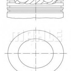 Piston IVECO Stralis AS 440S48 - MAHLE ORIGINAL 009 99 00