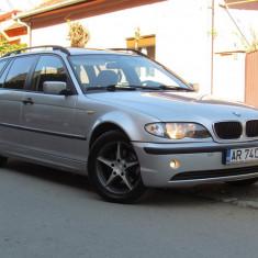 Bmw e46 318i Touring Facelift, 2.0 benzina, an 2005 - Autoturism BMW, 240000 km, 1995 cmc, Seria 3
