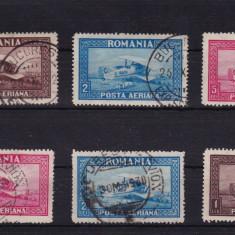 ROMANIA 1928, LP 80, LP 80a, C. RAIU FILIGRAN ORIZONTAL SI VERTICAL STAMP. - Timbre Romania, Stampilat