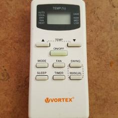 Telecomanda aer conditionat VORTEX, reper telecomanda GZ-20A-E1 .