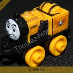 Fisher Price - Thomas and Friends Minis - trenulet jucarie STEPHEN - Trenulet de jucarie Fisher Price, Metal, Unisex