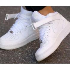GHETE NIKE air force one model nou 2016 - Ghete dama Nike, Marime: 36, 37, 38, 39, 40, Culoare: Din imagine, Textil
