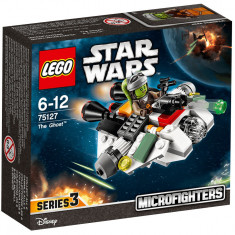 LEGO STAR WARS 75127 - The Ghost, 6-10 ani