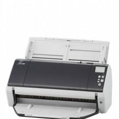 Scanner Fujitsu FI-7480, ADF, Dual CCD, Gri, Alb