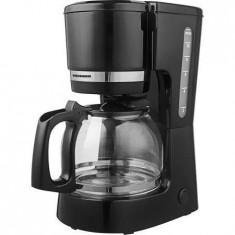 Cafetiera Heinner Heinner HCM-800BK, putere 670-800 W, capacitate rezervor 1.5 L, negru