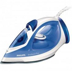 Fier de calcat Philips GC2046/20, EasySpeed cu abur, 2200W
