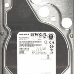 Hard disk Toshiba Enterprise Capacity, 4TB, 7200 RPM, SATA 6GB/s