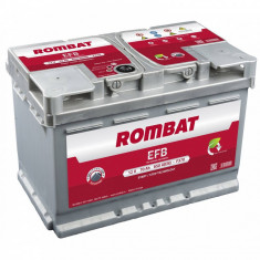 Rombat EFB 12 V - 80 Ah, 730 A, start/ stop - Baterie auto