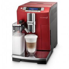 Espressor DeLonghi PrimaDonna S ECAM 26.455.RB automat, 15 bari, 1450W - Espressor automat