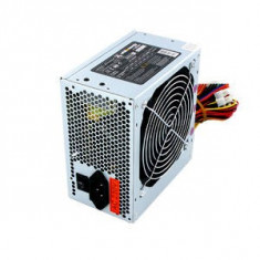 Sursa Whitenergy Black Line, ATX 2.2, 500W, ventilator 120 mm, PFC Pasiv, BOX - Sursa PC