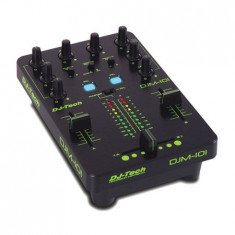 Consola DJ DJ-Tech MINI USB CONTROLLER MIXER DJ 2 CANALE - Console DJ