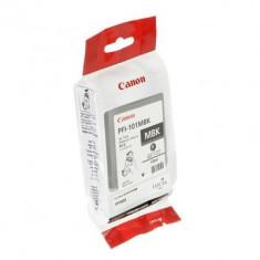 Canon Pigment Ink Tank Canon PFI-101MBK - Negru mat, iPF5000, 130ml - Cerneala imprimanta