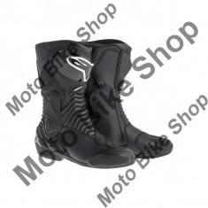 MBS Cizme Alpinestars Racing S-MX6, negru, 50, Cod Produs: 22230141050AU - Cizme barbati