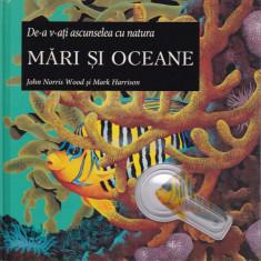 John Norris Wood - Mari si oceane - 675343 - Enciclopedie