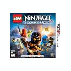 Lego Ninjago Shadow Of Ronin Nintendo 3Ds