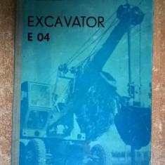 Excavator E 04