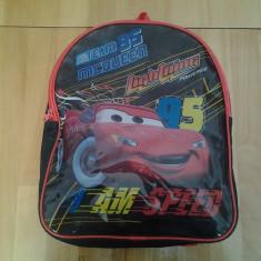 Fulger Mcqueen Cars, Disney Pixar Ghiozdan Altele / rucsac 31*26*10 cm