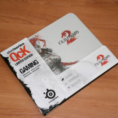Mousepad gaming SteelSeries - QcK Guild Wars 2 Eir Limited Edition, sigilat