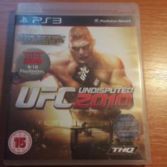 UFC Undisputed 2010 Ps3 - Jocuri PS3 Thq