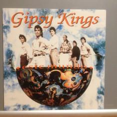 GIPSY KINGS - ESTE MUNDO (1991/CBS REC/HOLLAND) - Vinil/Latino/Impecabil (NM) - Muzica Latino Columbia