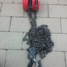 Macara pe lant-Palan manual de 2 tone