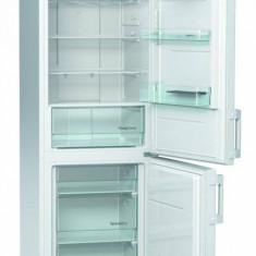 Gorenje Combina frigorifica NRK6191CW, No Frost, 325 l, Clasa A+, 185 cm, Alb - Congelator