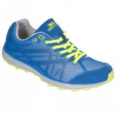 Pantofi sport barbatesti Trespass Diversion Electric blue (MAFOTNK30002) - Pantofi barbati Trespass, Marime: 40, 41, 43, 45, 46, Culoare: Albastru
