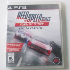 Need for Speed Rivals Complete Edition PS3 Game English Version SUA - Jocuri PS3 Electronic Arts