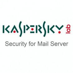 Antivirus Kaspersky Security for Mail Server EEMEA Edition 25 - 49 useri 2 ani Educational Renewal License
