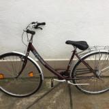 23 bicicleta taifun second-hand, germania r28 - Bicicleta Dama, 18 inch, Numar viteze: 3