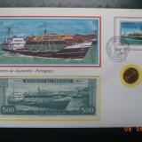 Paraguay  -  Plic ( FDC ),  moneda si bancnota.