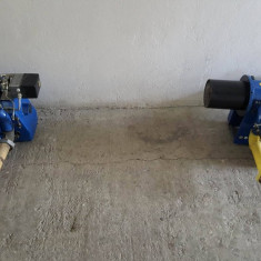 Aeroterma industriala pentru incalzire + automatizare