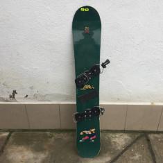 1 snowboard crazycreek second-hand, germania 131cm - Placi snowboard
