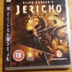 PS3 Clive Barker's Jericho - joc original by WADDER - Jocuri PS3 Codemasters, Actiune, 18+, Single player