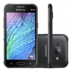 Samsung Galaxy J1 J100 H Negru Black Android Factura Garantie Liber Retea - Telefon Samsung, Neblocat, Single SIM