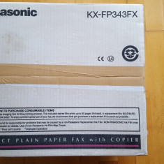 Telefon fax copiator Panasonic