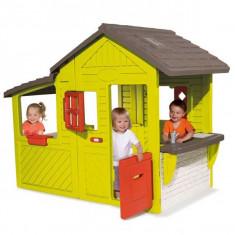Casuta de joaca pentru copii Florarie 310300 Smoby