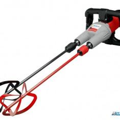 Mixer electric pentru vopsea cu 2 palete 1600W MKF1600 Felisatti - Amestecator electric