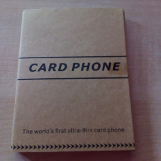 Mini Telefon AIEK Q1(cel mai mic si subpire telefon), NOU Nefolosit., Negru, <1GB, Neblocat, Single SIM, Fara procesor