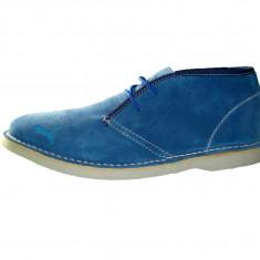Puma Mens Terrae Slim Blue AH304607-04 - Ghete barbati Puma, Marime: 39, 40.5, 42, 43, 44.5