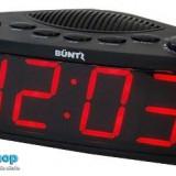 Radio ceas cu alarma Buntz CR- 612 - Aparat radio