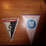 Fanioane fotbal, Chimia Buzau si Sportul studentesc - Fanion fotbal