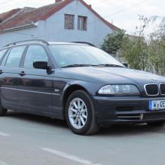 BMW e46 320D, 2.0D, an 2001, Motorina/Diesel, 185000 km, 1950 cmc, Seria 3