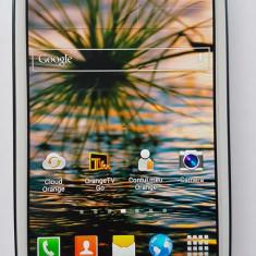 Samsung Galaxy S3 codat Orange, pachet complet, stare perfecta - Telefon mobil Samsung Galaxy S3, Alb, 16GB, Quad core, 2 GB