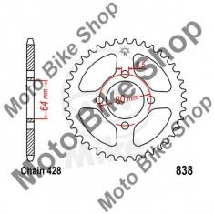 MBS Pinion spate 428 Z38, JTR838.38, Cod Produs: 7270043MA - Pinioane transmisie Moto