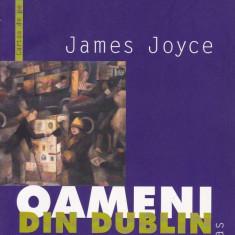 James Joyce - Oameni din Dublin - 603144 - Roman